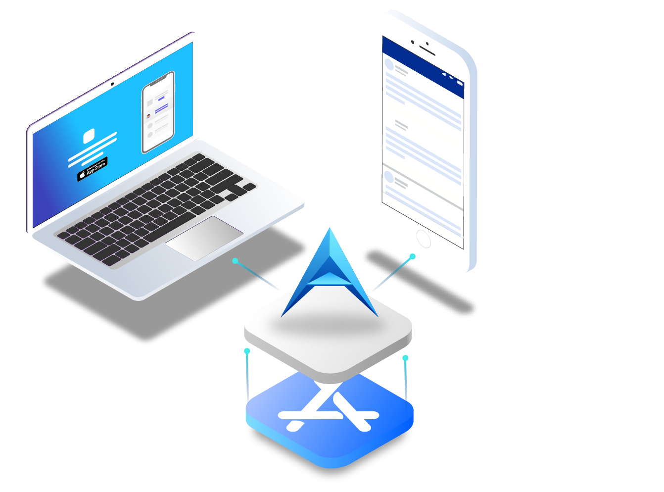 Apprack logo - A mobile SDK which supports you to become legally compliant